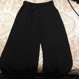 Sportsgirl elegant wide legged black pants