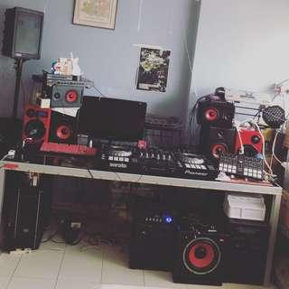 DJ work shop affordable