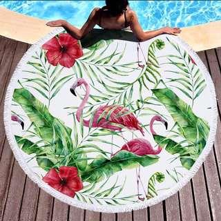 Beach towel/mat