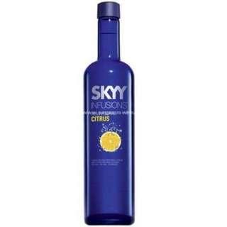 Skyy Vodka - Citrus 藍天伏特加 - 檸檬味