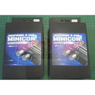 Minicon Pro plug n play mini ecu control
