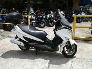 Suzuki Burgman200ABS