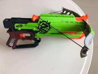 Nerf Bow (no box no bullets)