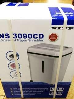 Nippo 3090CD 商用碎紙機