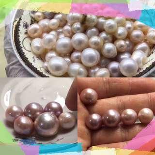 定制各類淡水珍珠及愛迪生産品