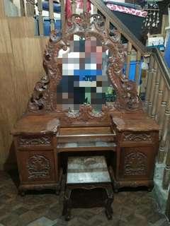 Old Narra Dresser or Tokador