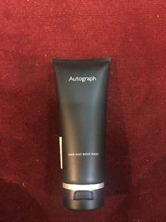 Marks&spencer autograph hair&body wash