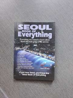 Seoul Korea travel book