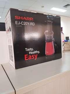Sharp Juicer EJ-C20Y-RD