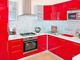 Dapur cantik hpl