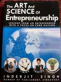 The Art & Science of Entrepreneurship
