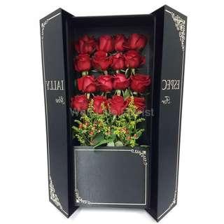 Roses Flower Box 01