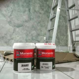Nippon Paint Momento Silver Sparkle