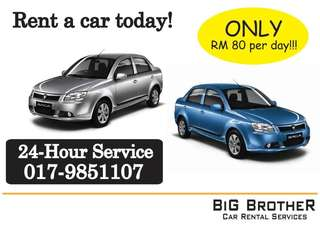 Best car rental in KB