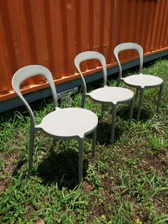 Garden Chairs (Second Hand)