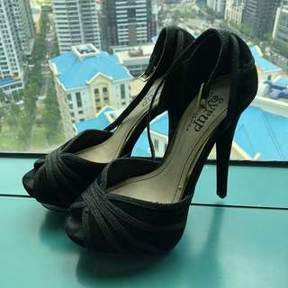Black Heels (Syrup)