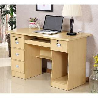 Computer Desk Multiple Drawer
