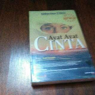 Free Gratis New Buku Novel Best Seller Ayat Ayat Cinta Edisi Revisi