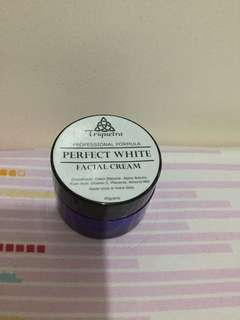 Triquetra Perfect White Glutathione Facial Whitening Cream