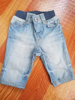 Baby Denim Pants