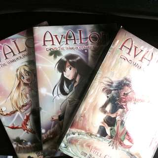Avalon Comics