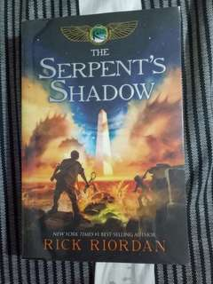 The Serpent's Shadow (Kane Chronicles Book #3)