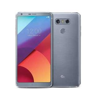 LG G6 64GB PLATINUM COLOR