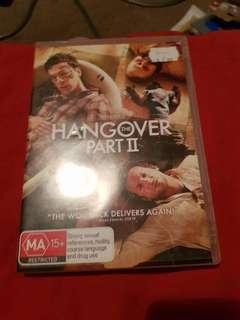 The Hangover Part 2 DVD