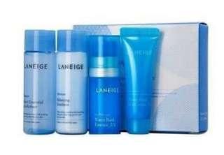 Laneige moisture trial kit