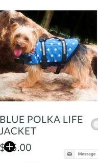 Pet Dog Life Jacket XLsize