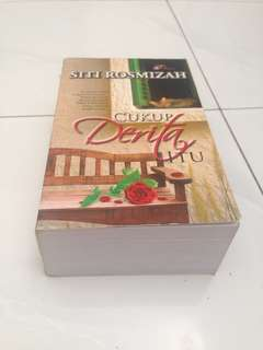 Novel Cukup Derita Itu (Siti Rosmizah)