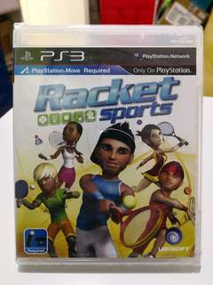 PS3 Racket Sports