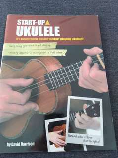 Start-Up Ukulele Book
