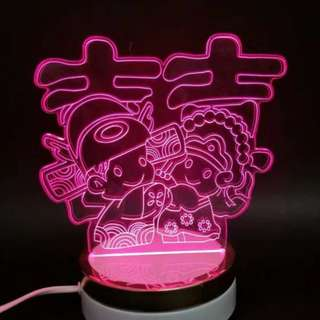 LED Night Lamp!! Ideal gift! Romantic, Novelty Mood Setting!