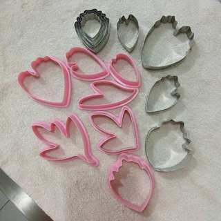 15pc peony cutters TAKE ALL