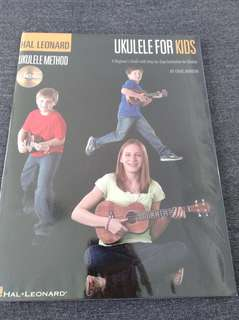 Ukulele For Kids ( CD Included)