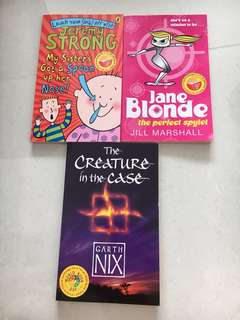 Story Books (set of 3)