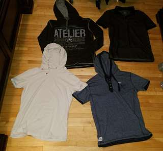 All 6 for $70 - All NEW (1 exception) Men's