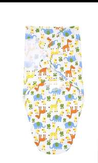 Baby Swaddle (Zoo) - In stock