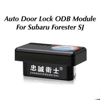 Pre-Order: Auto Door Lock For Subaru SJ (Facelift)