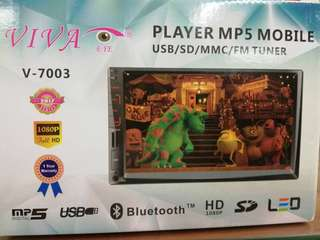 Player MP5 mobile