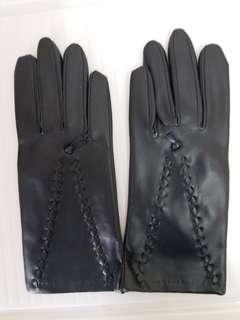 精緻皮手套