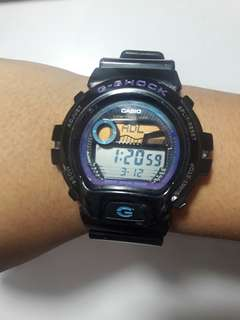G-SHOCK DIGITAL BLACK