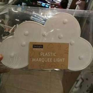 Lampu awan