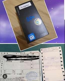 🚚 自售 三星 s9 plus s9+ 黑 128g 保固2年 Samsung galaxy 公司貨