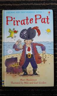 Usborne Pirate Pat for young readers