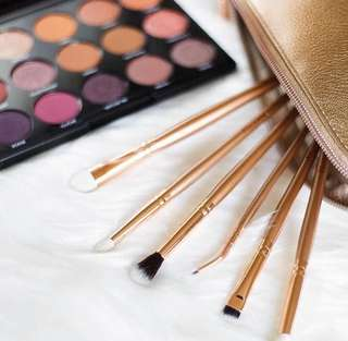 💯 Genuine Morphe eye slay brush set