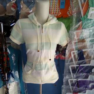 Jaket ABG unik ( LOVE CITY )