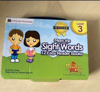 Meet The Sight Word   Level 3
