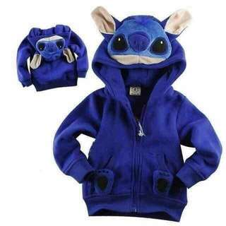 Li'l Stitch Kids Hoody Jacket